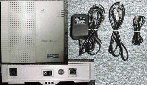 Programmer Reference Manual Dsl Modem Westell 6100